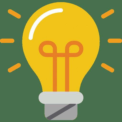 dessin d'ampoule pour illustrer une idée community manager